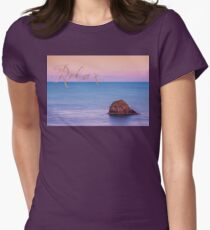 Relax, inspiring, peaceful coastal sentiment art T-Shirt