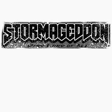 Stormageddon Dark Lord of All by KruithofDesigns
