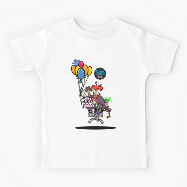Foster's Home for Imaginary Friends Kids T-Shirt