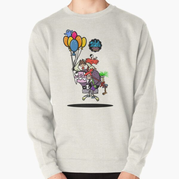 Foster's Home for Imaginary Friends Pullover Sweatshirt