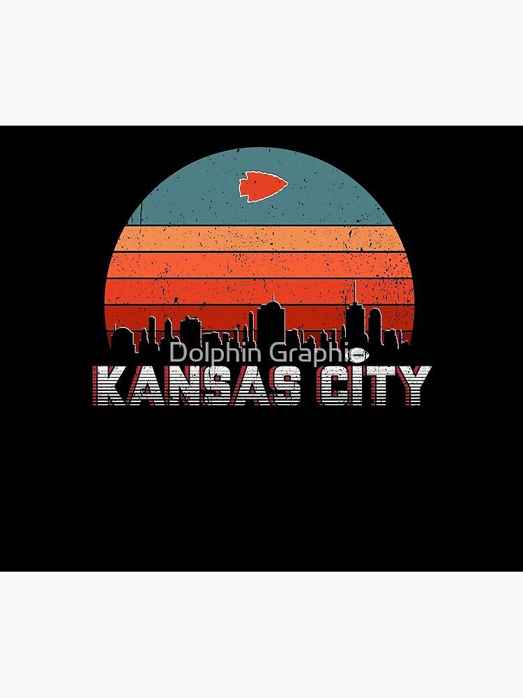 Kansas City Vintage KC Missouri Retro Gift by DavosLLC
