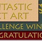 Fantastic Mixt Art Challenge Winner Banner 1 by Shani Sohn
