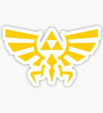Hylian Crest Sticker