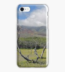 Molokai Surrealism  iPhone Case/Skin