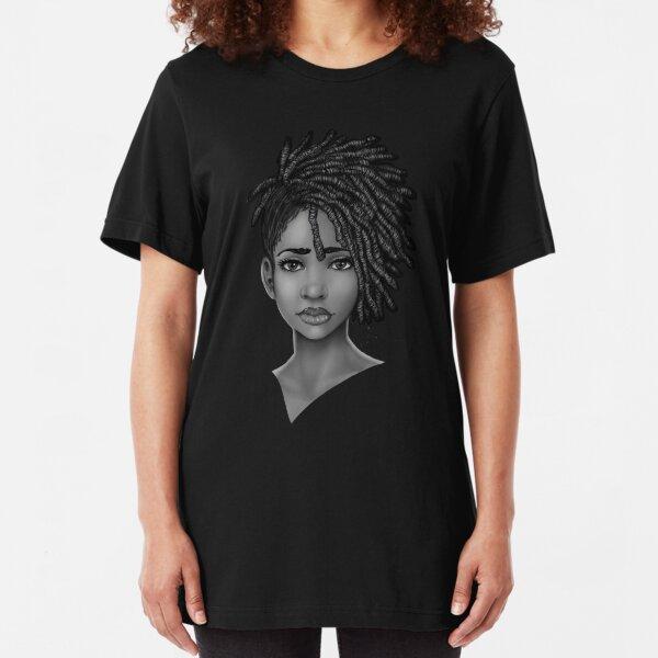 Loc Style Slim Fit T-Shirt