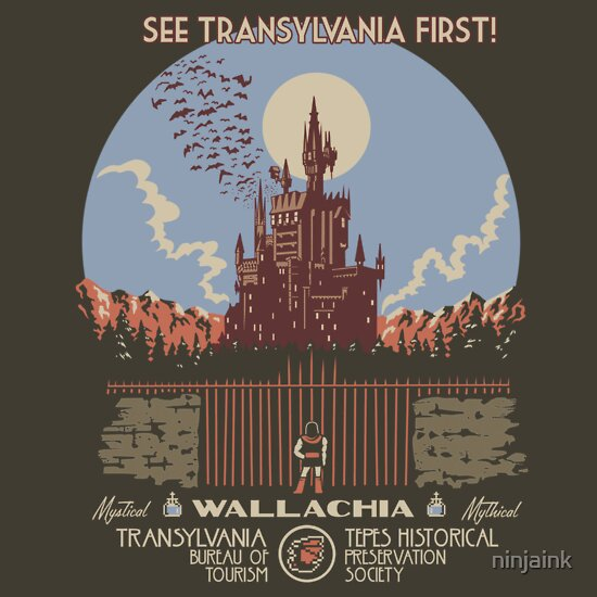 TShirtGifter presents: See Castlevania First!