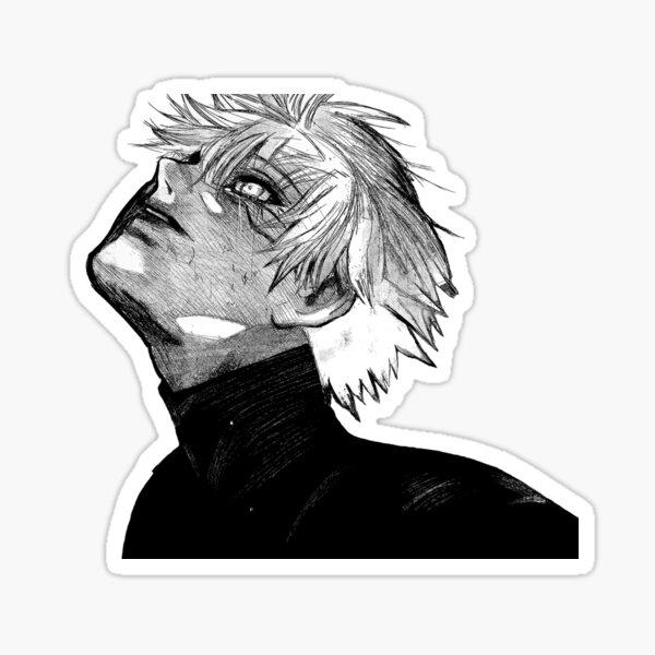 Kaneki Ken de Tokyo Ghoul Sticker