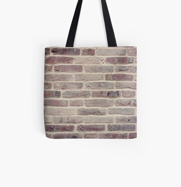 brick texture shirt roblox Wall Of Old Red Brick Tote Bag By Gnoul4400 Redbubble