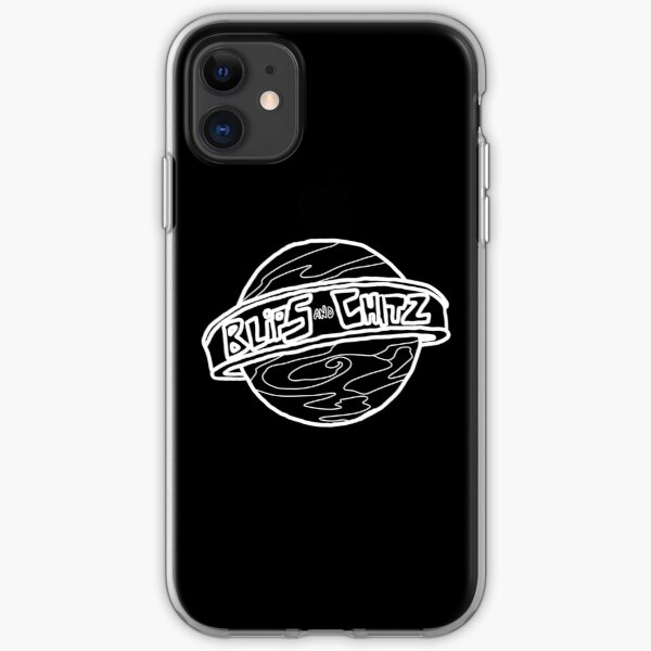 Blips and Chitz | Rick and Morty character iPhone Soft Case