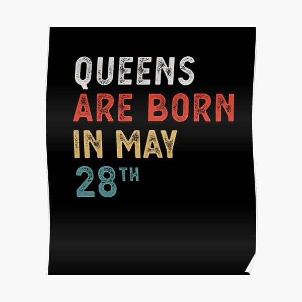 1007 The Real Kings Legends Are Born On May 28