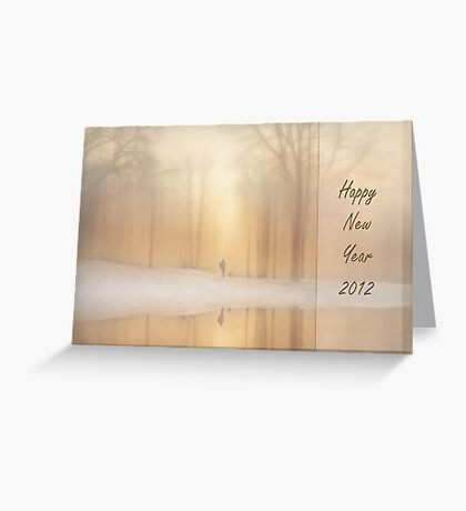 Homeward Bound Greeting Card
