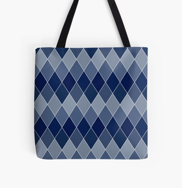 Diamond Are Forever All Over Print Tote Bag