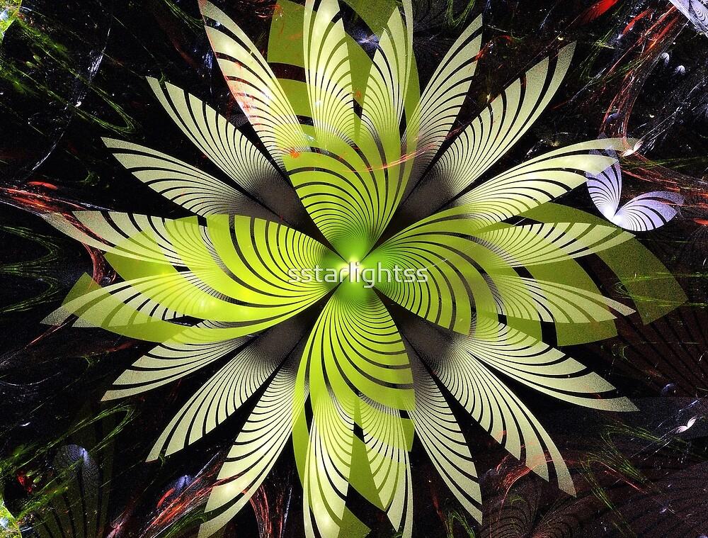Bipolar Fern by sstarlightss