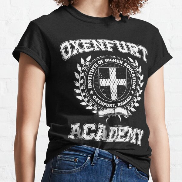 Oxenfurt Academy Witcher Classic T-Shirt