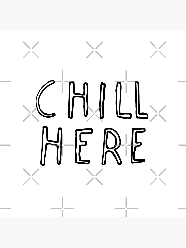 chill here by alexvoss