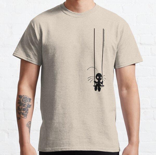 El pequeño Tragaluz - columpio Camiseta clásica