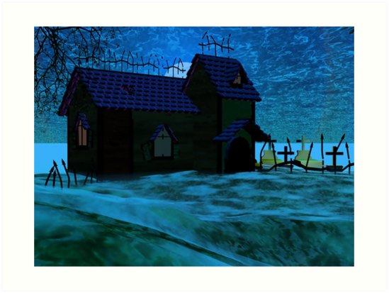 Haunted Mansion by plunder