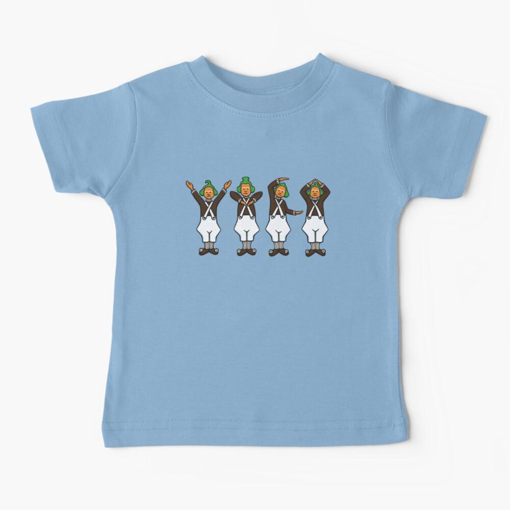 Oompa Loompa YMCA Baby T-Shirt