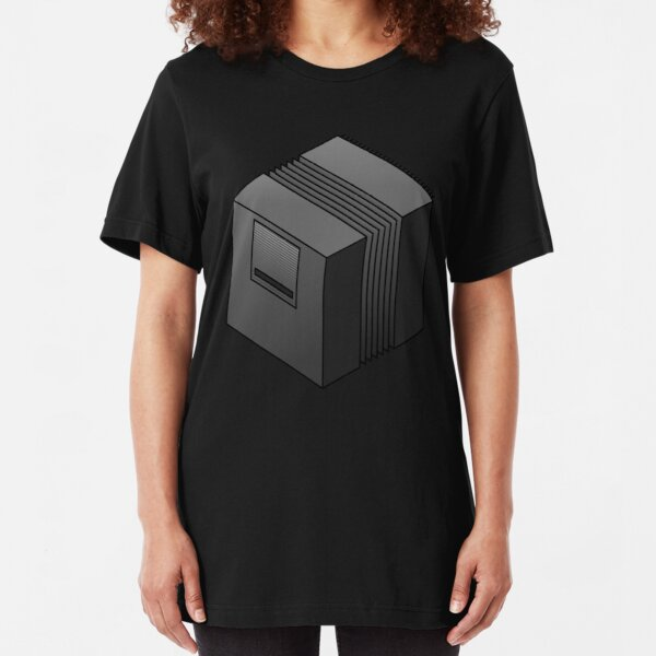 Next Cube Slim Fit T-Shirt