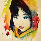 curiosity by watercolorkiddo