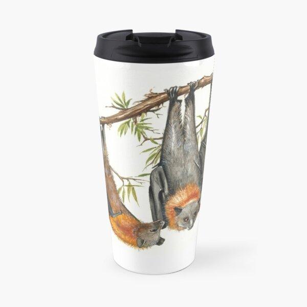 Australian Grey-headed Flying-fox Travel Mug