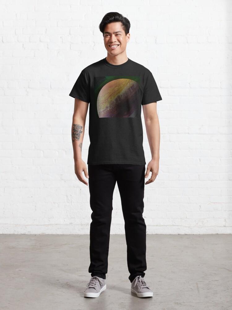Alternate view of Axial Tilt: planet art Classic T-Shirt