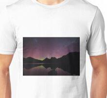 Aurora Australis at Cradle Mountain Unisex T-Shirt