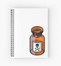 Poison! Spiral Notebook