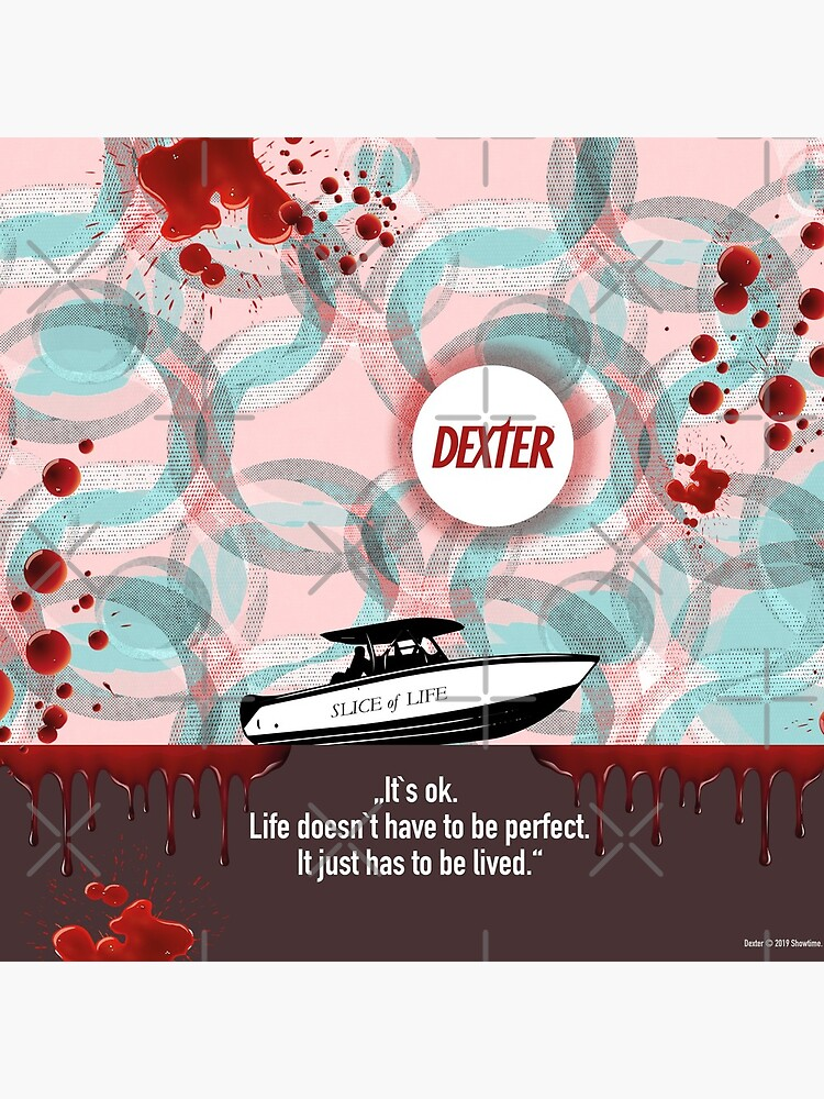 Dexter quote by Mauswohn