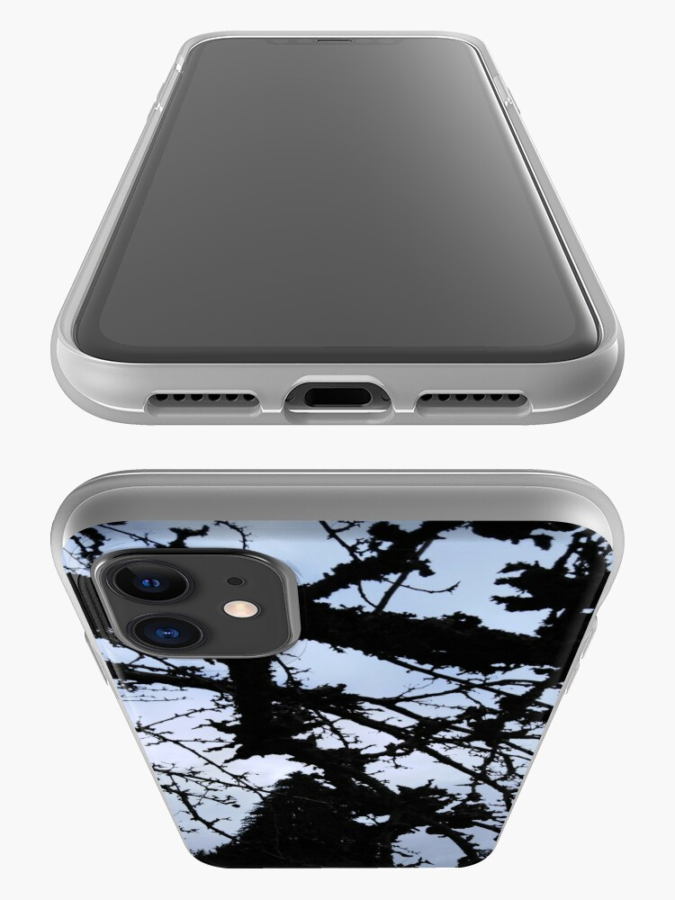 Alternate view of Winters Crab Apple Tree iPhone Case & Cover