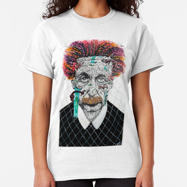 The Genius and His Muse Classic T-Shirt