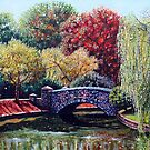 'The Bridge at Freedom Park' by Jerry Kirk