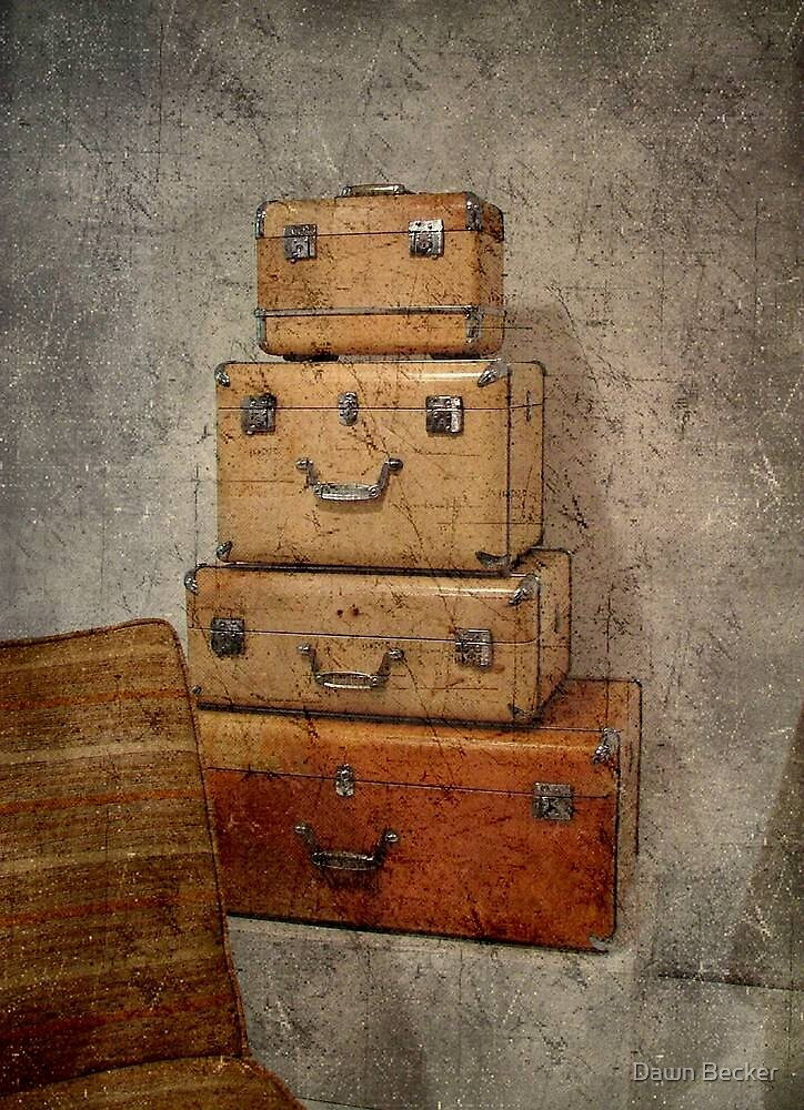 My bags are packed... © by Dawn Becker