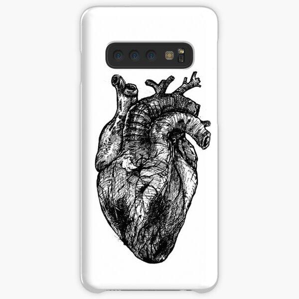 My Black Heart Samsung Galaxy Snap Case