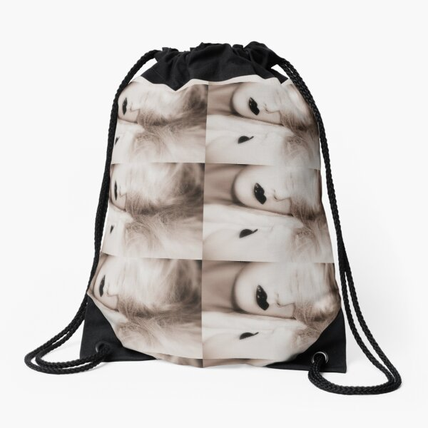 Mirror Mirror... Drawstring Bag