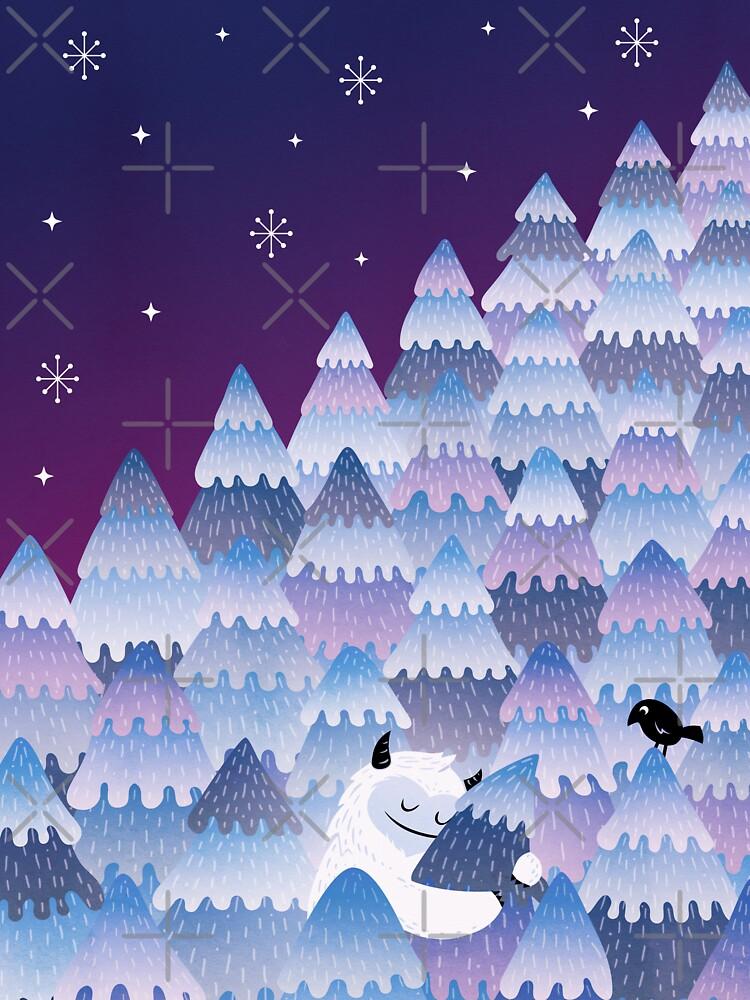 Tree Hugger (Night version) by littleclyde