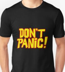 Hitchhiker's Guide v01 T-Shirt