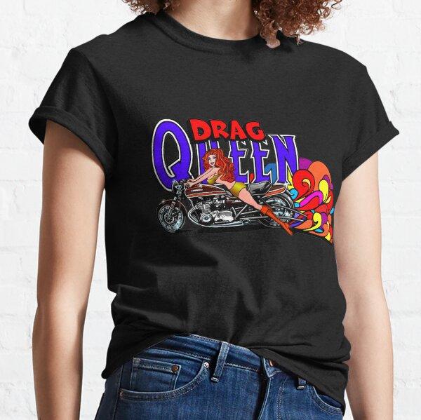 Drag Queen retro design Classic T-Shirt
