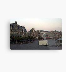 """Streetscape - Harskamp, Gelderland, Netherlands"" Metal Print"