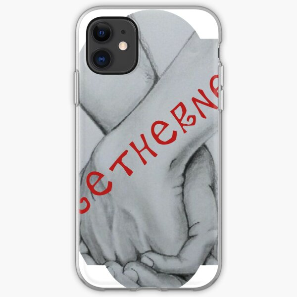 Togetherness- a feeling of closeness iPhone Soft Case