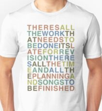 Someone Great - LCD Soundsystem T-Shirt Unisex T-Shirt