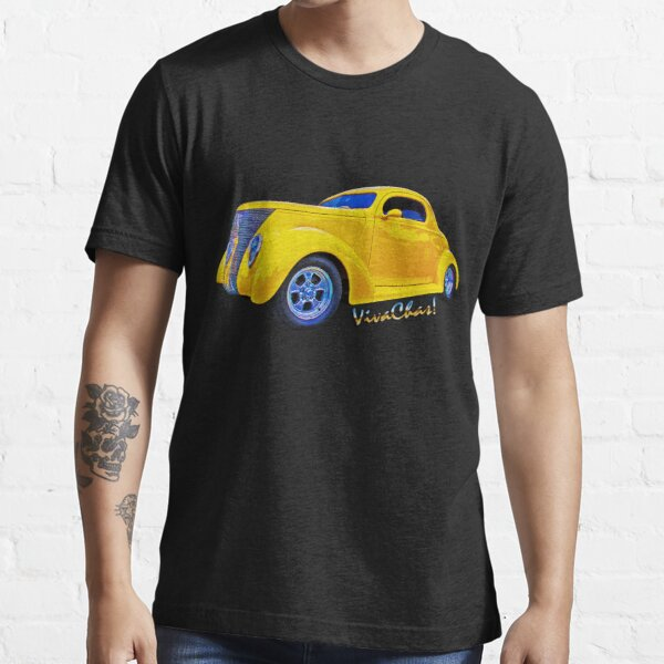 Yellow Ford Coupe T-Shirt Essential T-Shirt