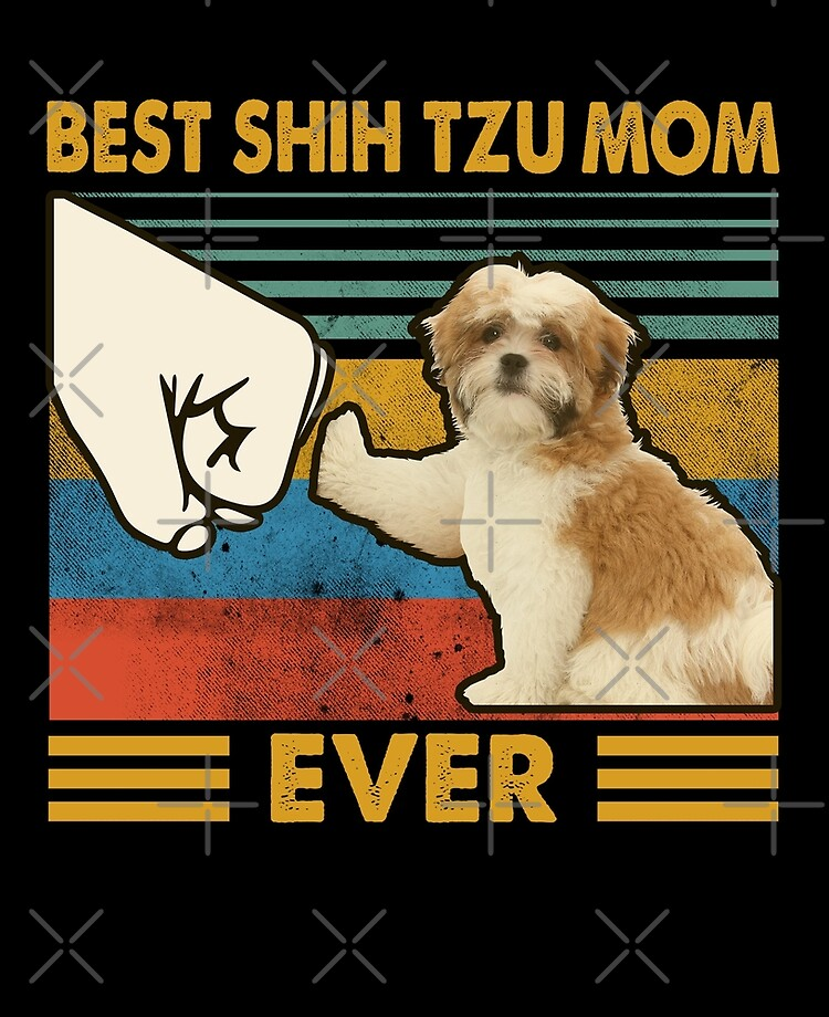 Esprexx Best Shih Tzu Mom Ever Sweatshirt