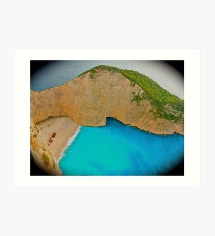 Zakintos. (Greece) . Blue Cave & Shipwreck Zakynthos (Έλληνες). My Traveler's Life by Brown Sugar . Favorites: 2 Views: 188 .  FEATURED at SEA Group. Art Print