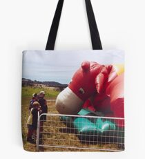 Sad Donkey Tote Bag
