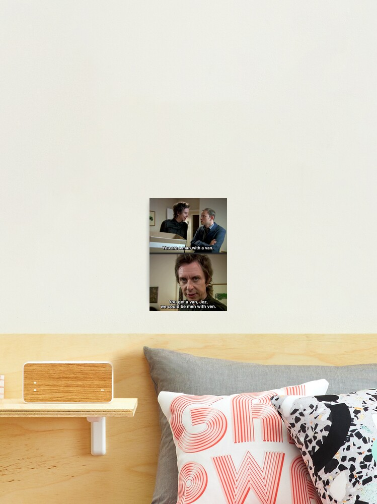 Wall Art Gift Poster Peep Show Print Home Decor