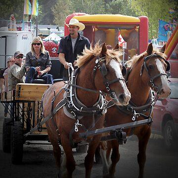 wagon ride by sbc7