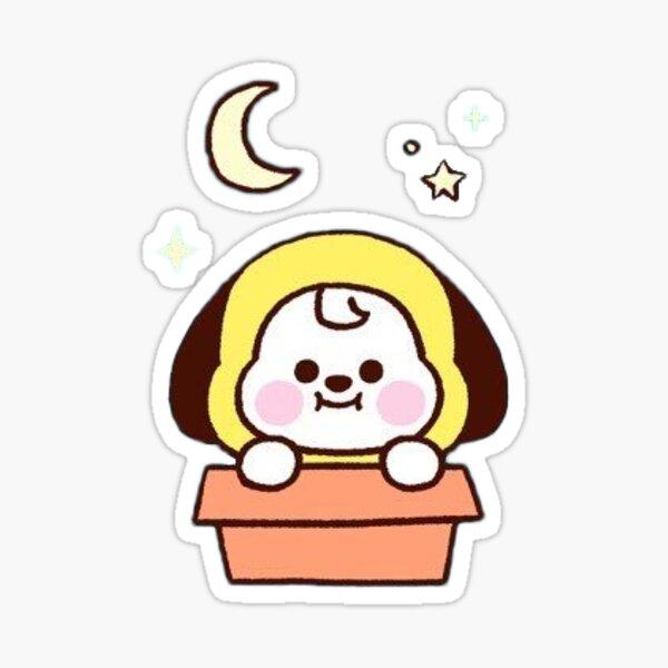 BT21 Baby Chimmy Sticker