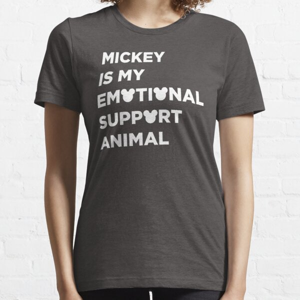 Support Animal Essential T-Shirt