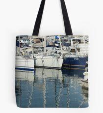St-Jean Marina Tote Bag